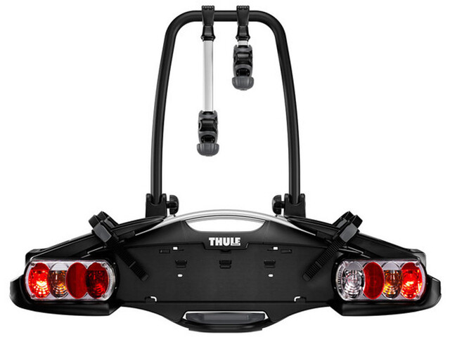thule velo compact hecktr ger 13 pin f r 2 fahrr der. Black Bedroom Furniture Sets. Home Design Ideas
